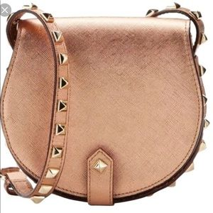 Rebecca Minkoff Studded Skylar Crossbody Bag